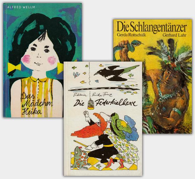 Kinderbuchverlag | Bilderbücher im Format ca. 24 x 16,5 cm