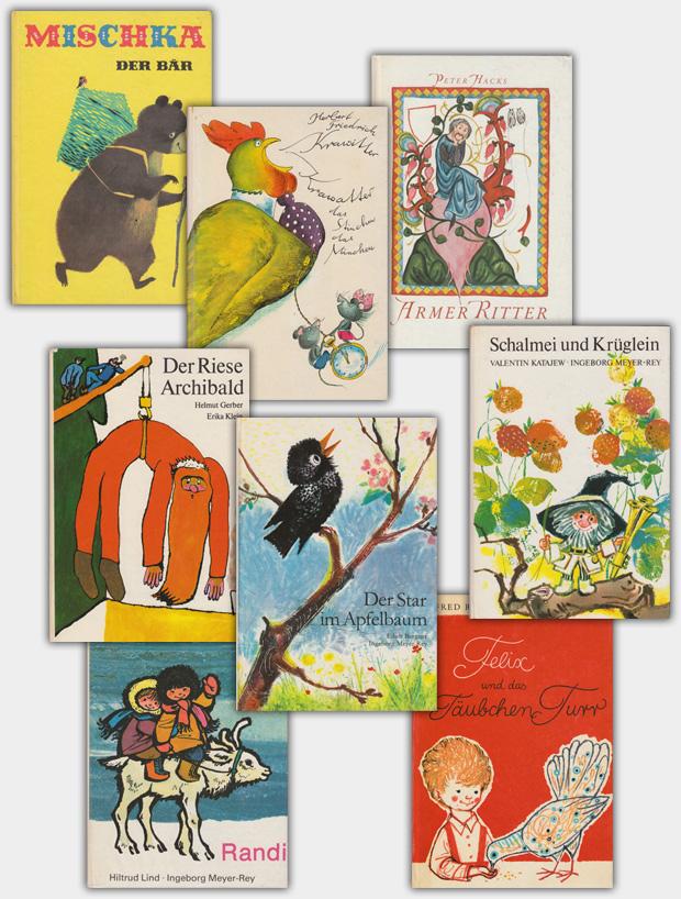 Kinderbuchverlag | Bilderbücher im Format ca. 27 x 18,5 cm