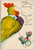 Krawitter, Krawatter, das Stinchen, das Minchen | Kinderbuchverlag, 1973 | 4. Auflage 1976