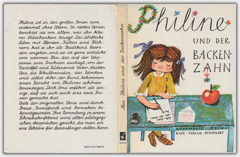 Philine und der Backenzahn | Umschlag
