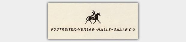 Logo des ⇒ Postreiter Verlags