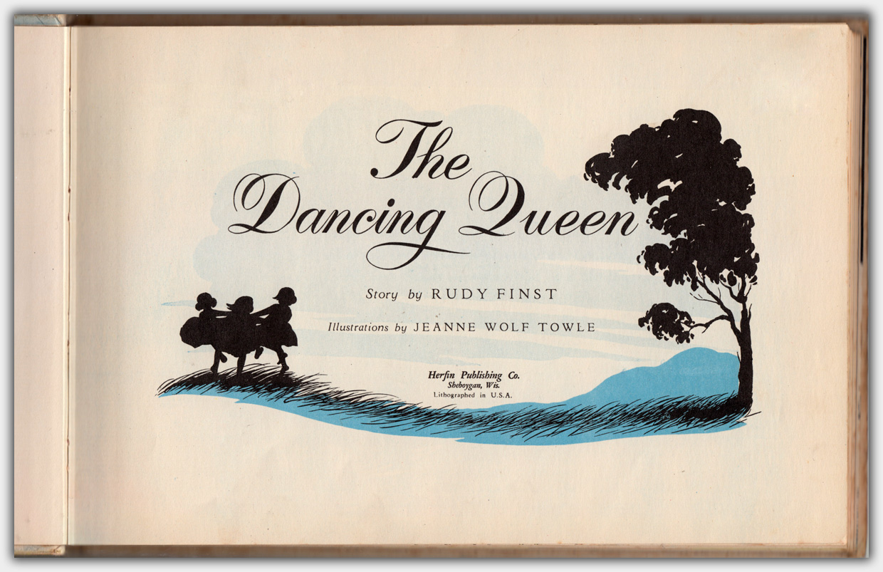 The Dancing Queen | Innentitel