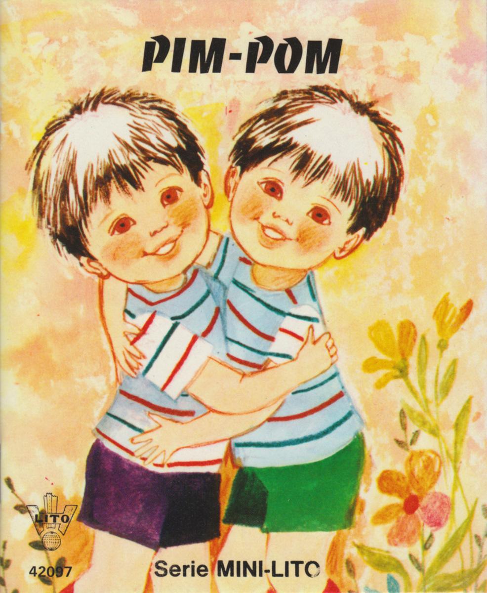 Litho-Babybuch : Pim-Pom