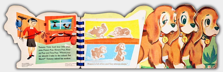 4 Puppy Book | 1. Innenseite