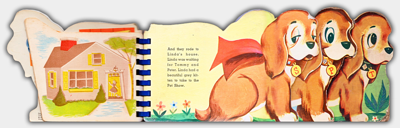 4 Puppy Book | 3. Innenseite
