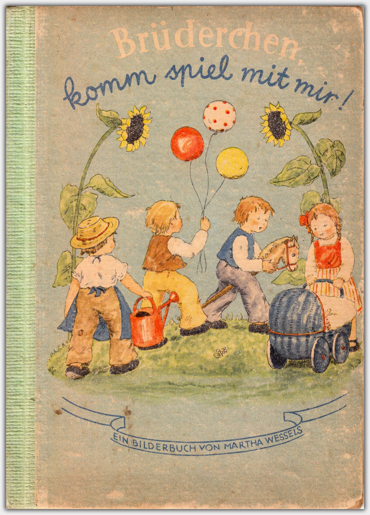Brüderchen, komm spiel mit mir! | Verlag Die Lampions, 1948