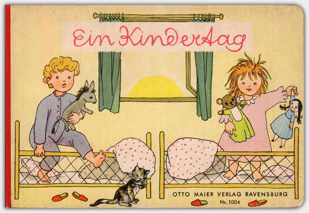 Ein Kindertag | Otto Maier Verlag, 1956
