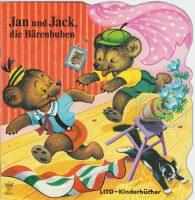 Jan und Jack, die Bärenbuben | 42541, Stanzformausgabe