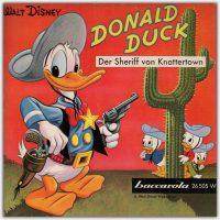 Donald Duck – Der Sheriff von Knattertown – 26 505 W