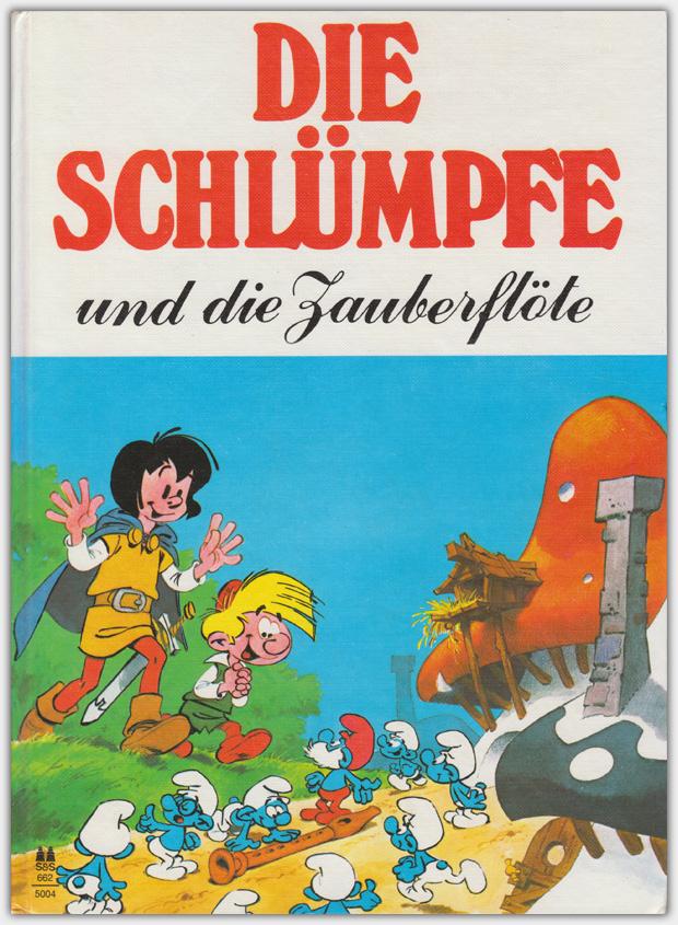 Die Schlümpfe und die Zauberflöte | Schwager & Steinlein, 1977