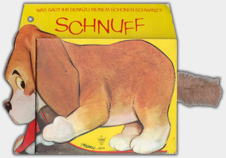 Schnuff | Litho Verlag, ca. Ende der 1960er Jahre | Verlagsnummer 43132