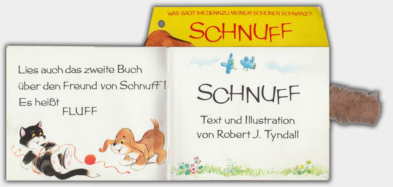 Schnuff | Innentitel