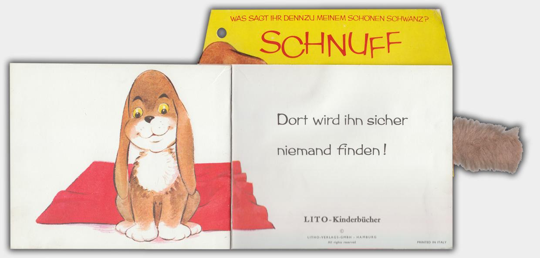 Schnuff | letzte Innenseite