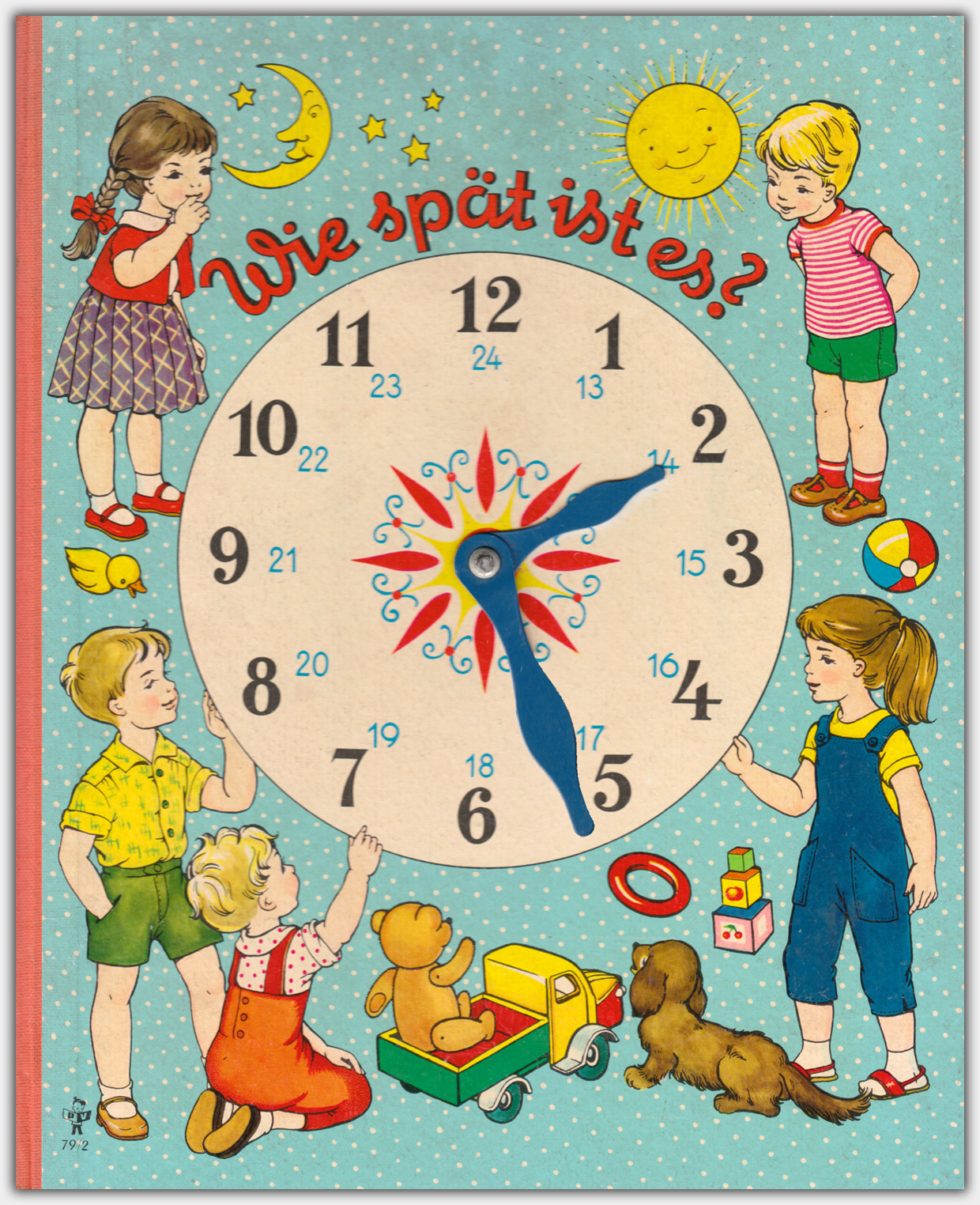 Wie spät ist es? | Pestalozzi Verlag | Verlagsnummer 79/2