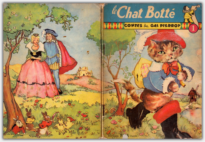 Le Chat Botte | Umschlagsansicht
