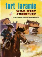 20231 — Fort Laramie – Wild West Presss-Out
