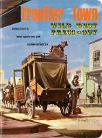 20232 — Frontier Town – Wild West Presss-Out