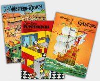 Die Bastelbücher aus dem Litho Verlag