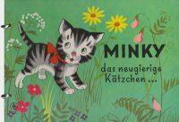 236 – Minky das neugierige Kätzchen …