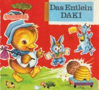 Darling-Buch 2: Das Entlein DAKI