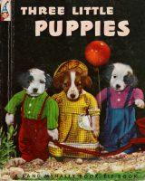 Elf Book 447 : Three Little Puppies