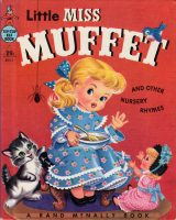 Tip-Top Elf Book 8032 : Little Miss Muffet