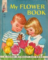 Elf Book 8382 : My Flower Book