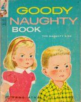 ...und The Naughty Side (Buch von der Rückseite aus)