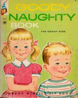 Elf Book 8385 : Good Naughty Book - The Good Side...