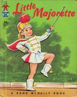 Tip-Top Elf Book 8605 : Little Majorette