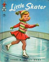 Tip-Top Elf Book 8610 : Little Skater