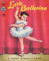 Tip-Top Elf Book 8614 : Little Ballerina