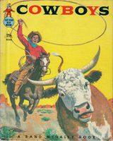 Tip-Top Elf Book 8666 : Cowboys