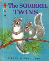Tip-Top Elf Book 8670 : The Squirrel Twins