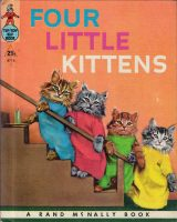 Tip-Top Elf Book 8718 : Four Little Kittens