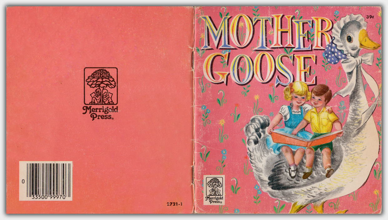 Mother Goose | Merrigold Press 2721-1 | Softcover-Ausgabe