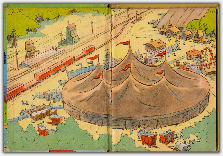 Walt Disney's Bongo | Umschlaginnenseite
