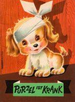 Teddy-Buch 3: Purzel ist krank