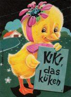 Teddy-Buch 4: Kiki, das Küken
