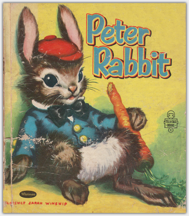 Peter Rabbit | Tell-a-Tales Book 2515