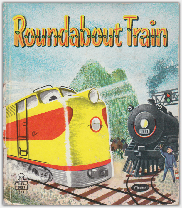 Roundabout Train | Tell-a-Tales Book 2659