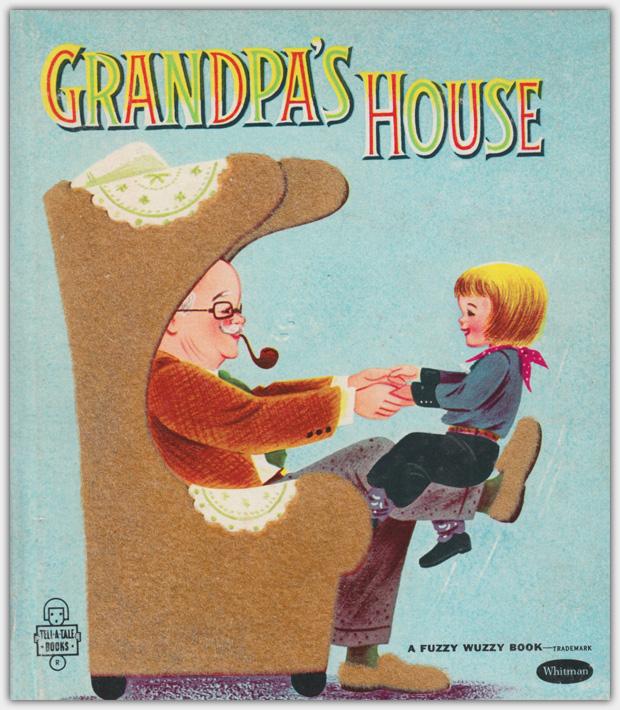 A Fuzzy Wuzzy Book | Grandpa's House