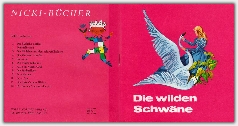 Nicki-Bücher aus dem Horst Nossing Verlag