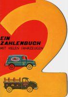 2 - Ein Zahlenbuch mit vielen Fahrzeugen
